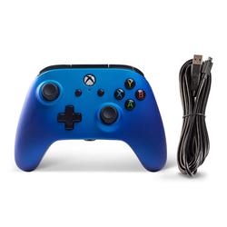PowerA Enhanced Wired Controller für XBOX ONE/XBOX X Xbox One-Controller blau