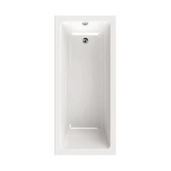 Acryl-Badewanne Linha 170 x 75 cm, weiß