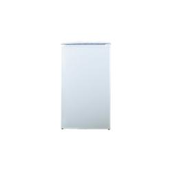 Amica Kühlschrank KS15195W, 84 cm hoch, 48 cm breit, freistehend, Nutzinhalt 83 l, Abtauautomatik, Einstellbares Thermostat, 4-Sterne-Gefrierfach