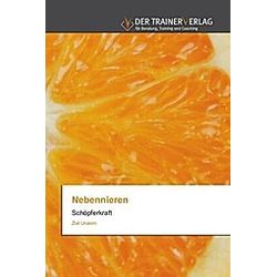 Nebennieren. Zoé Unakim  - Buch