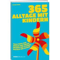 365 Alltage mit Kindern als Buch von Sabine Mandel