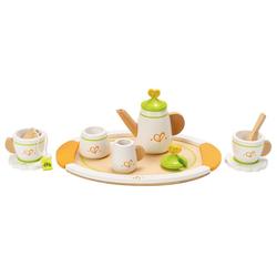 Hape Spielgeschirr Teeservice für zwei, (Set, 12-tlg), aus Holz