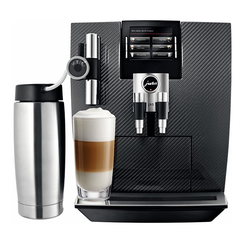 Jura Impressa J95 Kaffee-Vollautomat carbon inklusive 3 Jahre WERTGARANTIE