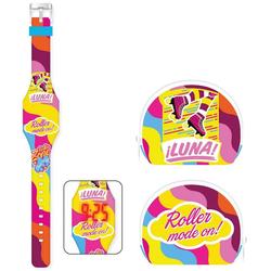 Joy Toy Digitaluhr Soy Luna Digitaluhr, 93706, (Set, 2-tlg., mit Börse)