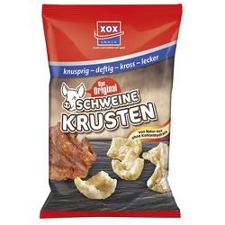 XOX Schweinekrusten in frittierte Schweineschwarten 100g 5er Pack