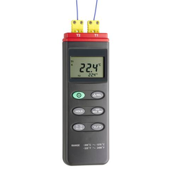 TC 301 2-Kanal Temperaturmessgerät