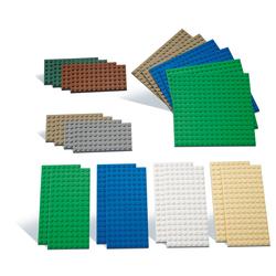 LEGO® Bauplatten Set klein - 9388