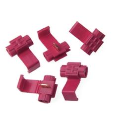 5 Japaner rot 0,75-1,5mm2 5 Stk.(Verbinder) der Marke Dietz
