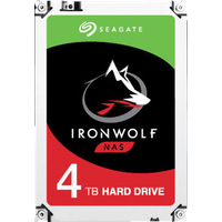 IronWolf, 4 TB, HDD, 3,5 Zoll, intern