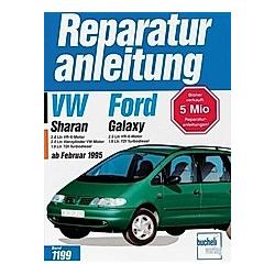 VW Sharan / Ford Galaxy - Buch