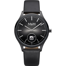 M&M HYBRID SMART WATCH M12000-485 Smartwatch