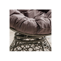 Destiny Loungesessel Coco Sit Schwenksessel (1-tlg), Polyrattan, drehbar