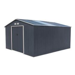 Metallgerätehaus 15,16 m2  inkl. Verankerungsset