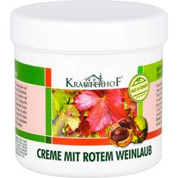 ROTES WEINLAUB Creme Kräuterhof 250 ml