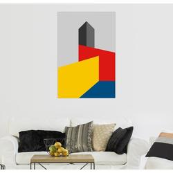 Posterlounge Wandbild, Bauhausturm 60 cm x 90 cm