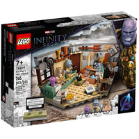 Lego Marvel Bro Thors neues Asgard 76200