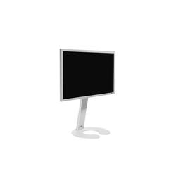 wissmann raumobjekte omega art 111-R TV-Ständer weiß