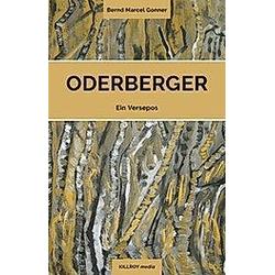 Oderberger. Bernd Marcel Gonner  - Buch