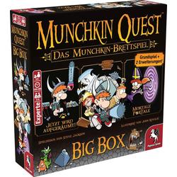 Munchkin Quest: Das Brettspiel 2. Edition