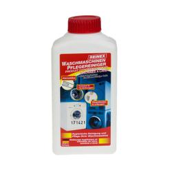 Reinex Waschmaschinenpfleger, entfernt zuverlässig Gerüche, Kalk und Beläge, 250 ml - Flasche