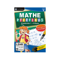 Mathe Pfiffikus Grundschule - [PC]