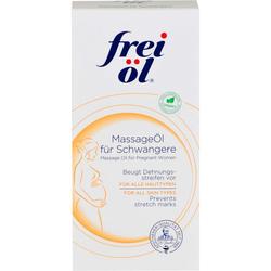 FREI ÖL MassageÖl für Schwangere 125 ml