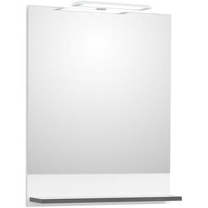 Pelipal Spiegel mit Ablage 60 cm Schwerin Weiß