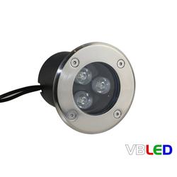 VBLED LED Einbauleuchte LED Bodeneinbauleuchte
