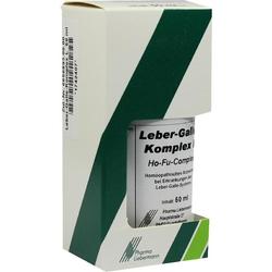 Leber-Galle-Komplex L Ho-Fu-Complex