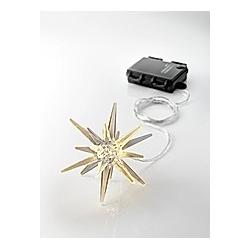 "LED-Leuchtstern ""Xmas""  10 cm"