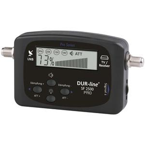 DUR-Line Satfinder SF 2500 Pro, DVB-S/S2,  inkl. Sat-Verbindungskabel (21 cm)
