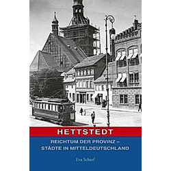 Hettstedt. Eva Scherf  - Buch