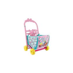 IMC TOYS Spiel-Einkaufswagen Minnie Mouse Einkaufswagen mit Zubehör