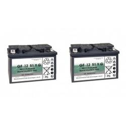 Columbus Gel-Batterie-Satz 24V / 240Ah 5