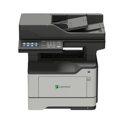 Lexmark MX521de S/W-Laserdrucker Scanner Kopierer LAN
