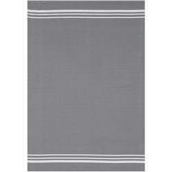 stuco Geschirrtuch Waffel, farbig, (Set, 3-tlg) grau