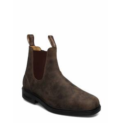 Blundstone Bl Dress Boots Shoes Chelsea Boots Braun BLUNDST Braun 42,43,45,44,40,41,46,47