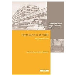 Psychiatrie in der DDR - Buch