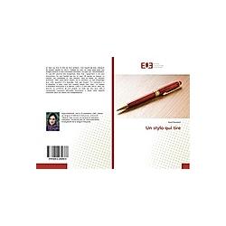 Un stylo qui tire. Kajal Namdari  - Buch