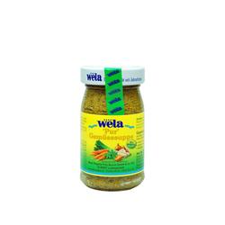 Gemüsesuppe 'Pur' - wela 1/4 Glas