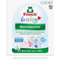 Frosch Baby Waschpulver Waschpulver 1215 g