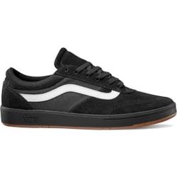 Vans - Ua Cruze Cc Staple Black Black - Sneakers - Größe: 9 US