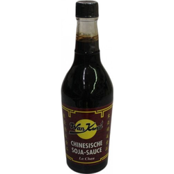Wan Kwai - Soja-Sauce Lo Chau Chinesisch ostasiatsiche Würzsauce 200ml