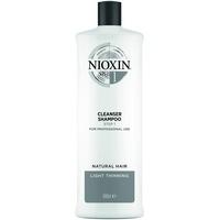 Wella Nioxin System 1 Cleanser 1000 ml