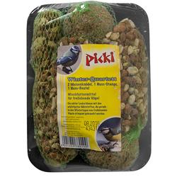 Picki Winter-Quartett Vogelfutter