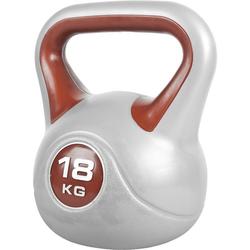 GORILLA SPORTS Kettlebell Kettlebell Stylish Kunststoff 18 kg, 18 kg
