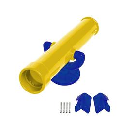 Wickey Spielturm-Spielzeugset Teleskop Zubehör für Spielturm, Spielhaus, Klettergerüst oder Stelzenhaus