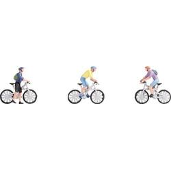 NOCH 15899 H0 Figuren Mountainbiker
