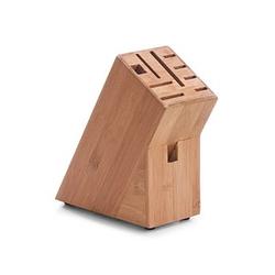 Zeller Messerblock Bamboo