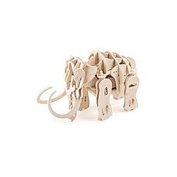 Holzbausatz Mammut